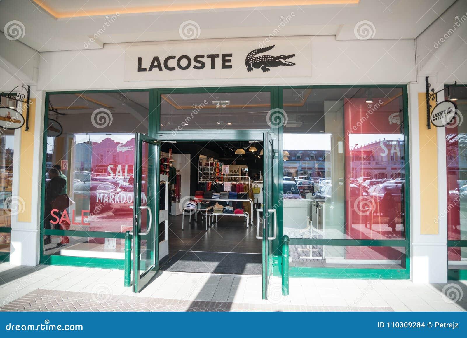 b60415bc1c177 Tienda De Lacoste En Parndorf
