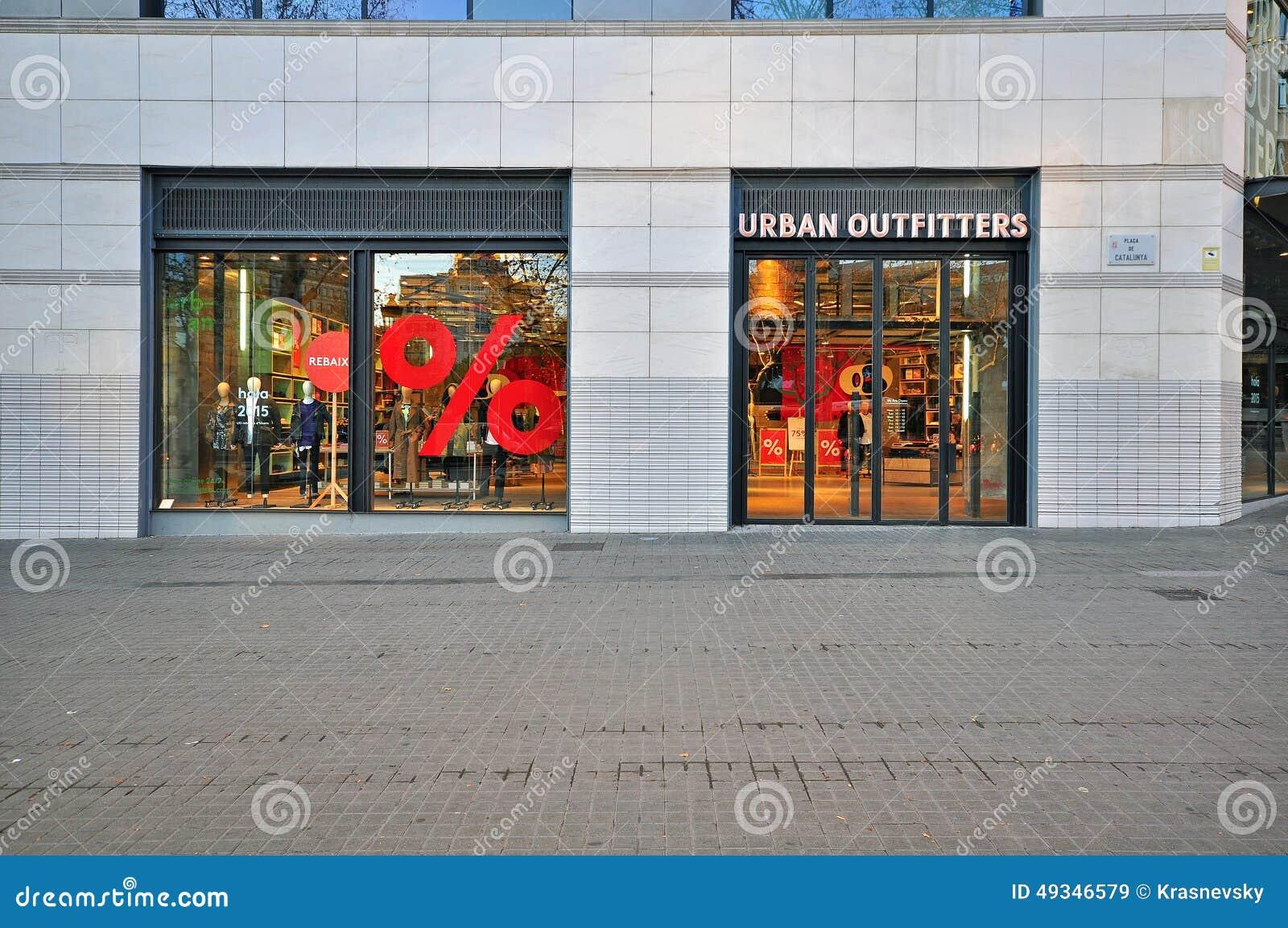 7fcfd8ffce84e Tienda Urbana De Los Vendedores De Ropa Confeccionada Para Caballero ...
