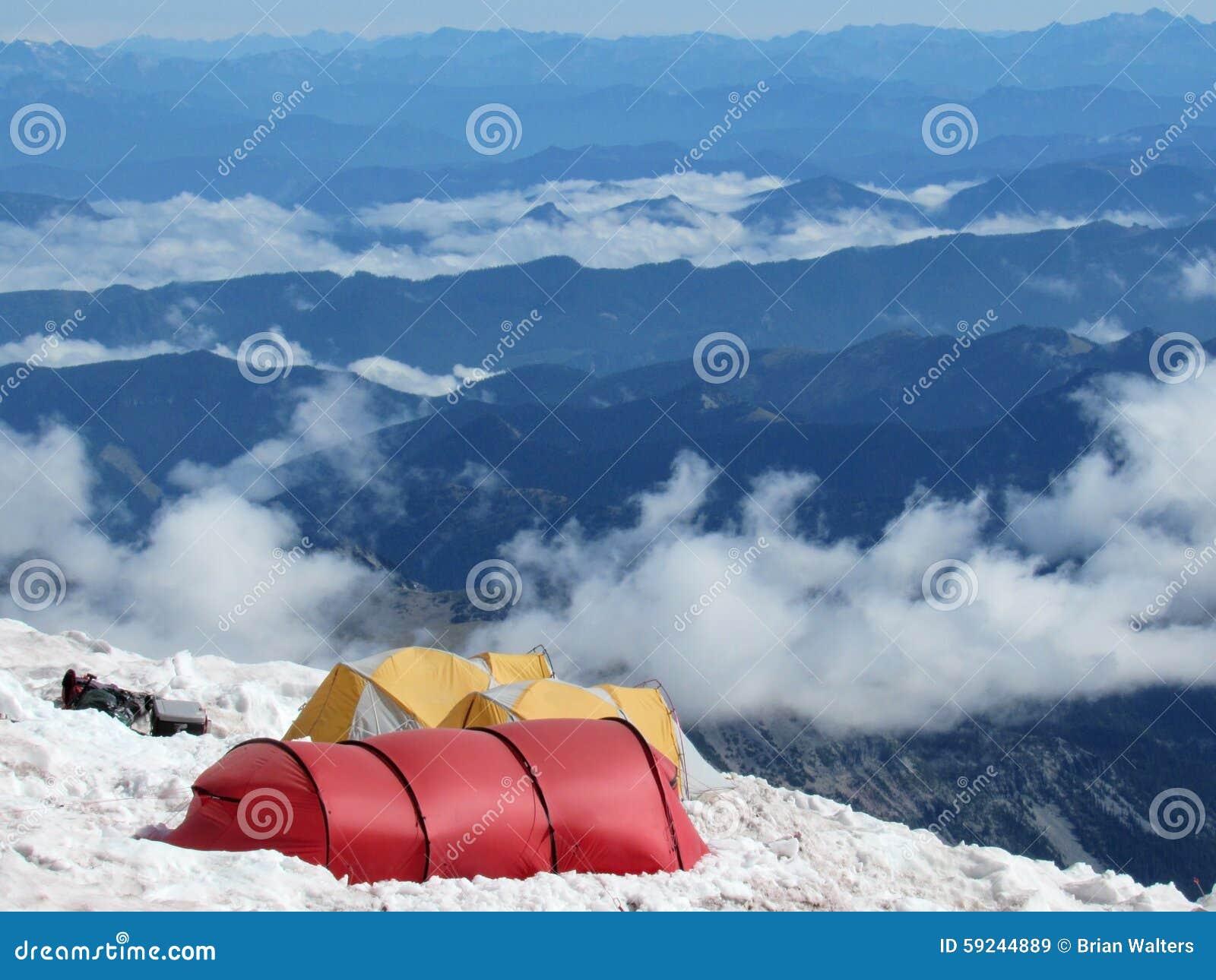 Tiendas de montaña
