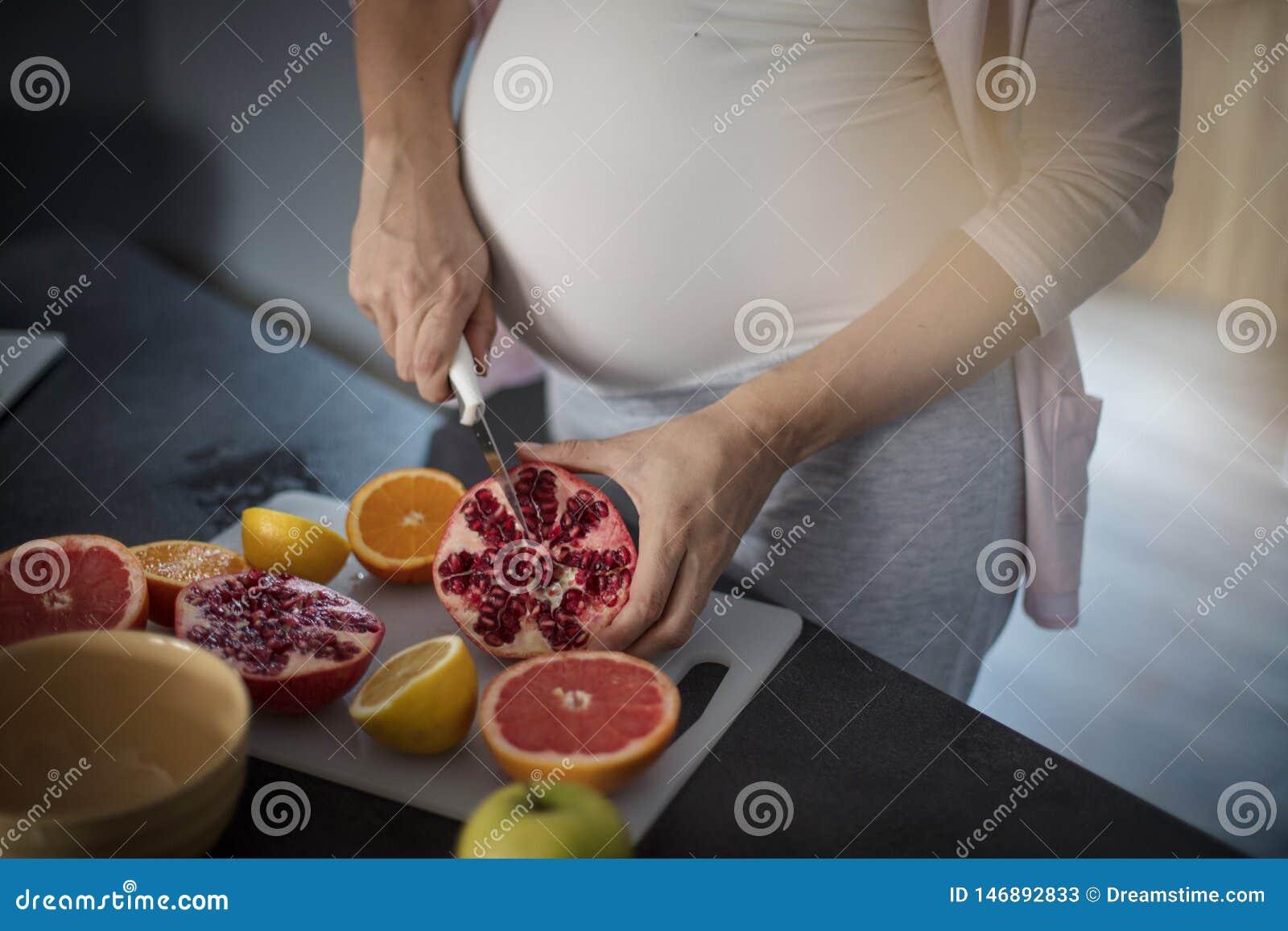 Tiene que ser sano para el bebé