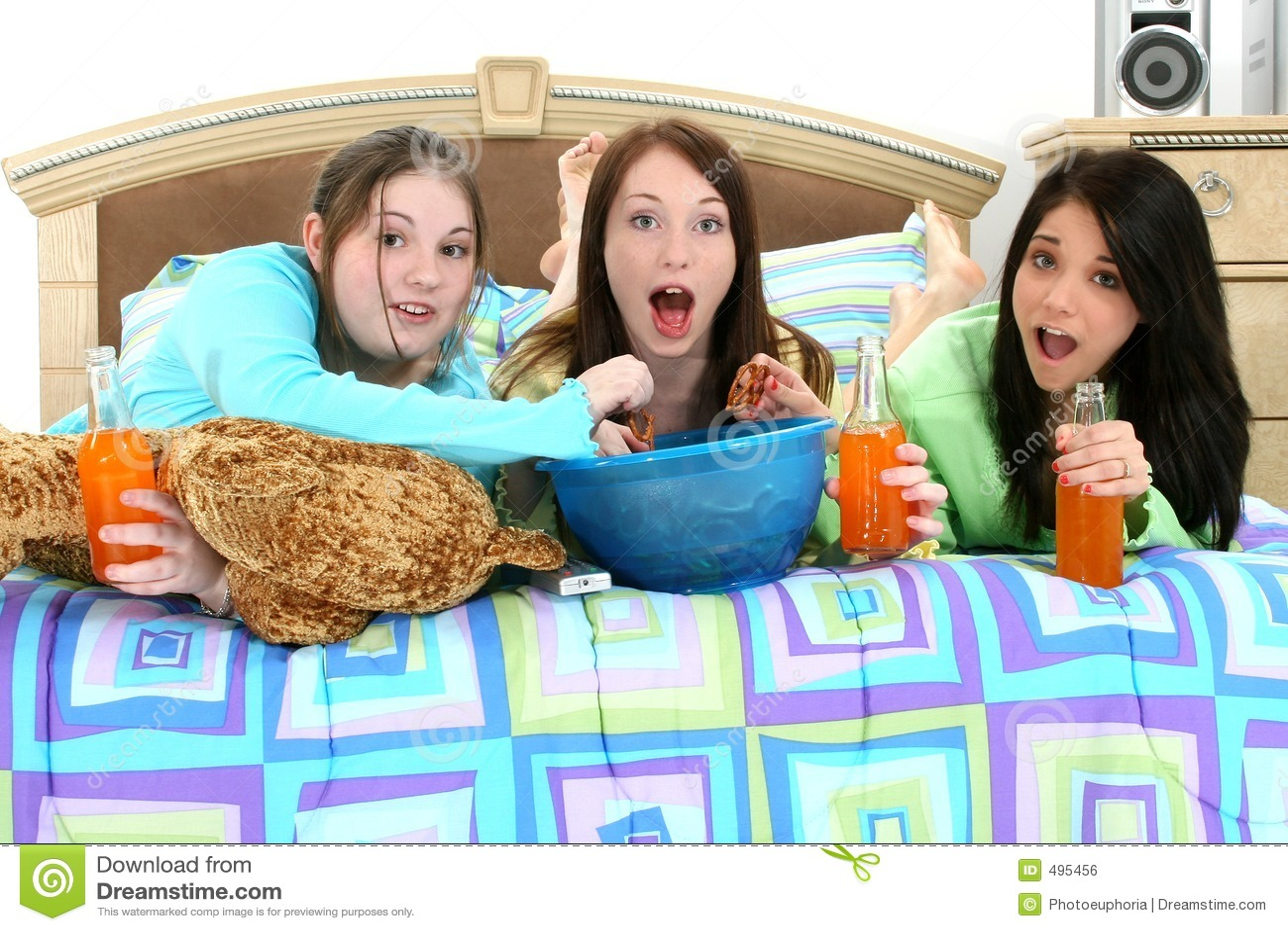 Tienerjaren die op TV thuis letten