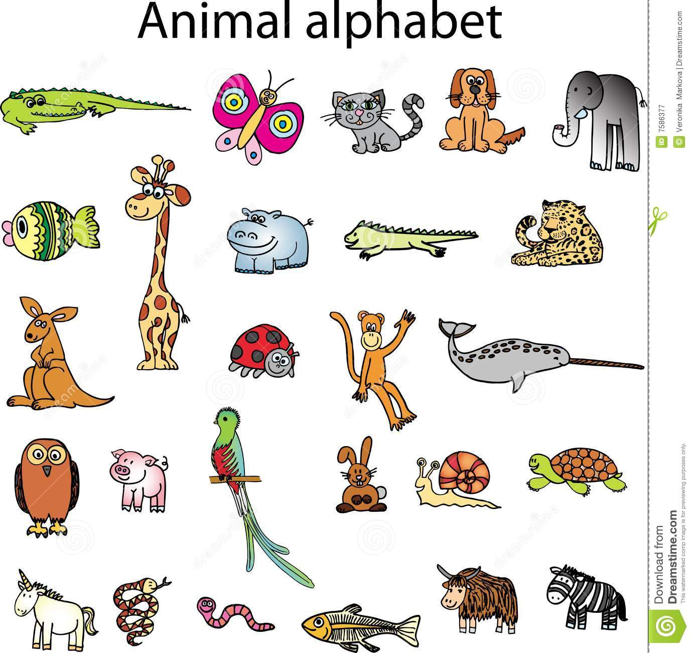 List Of Animals That Begin With The Letter C