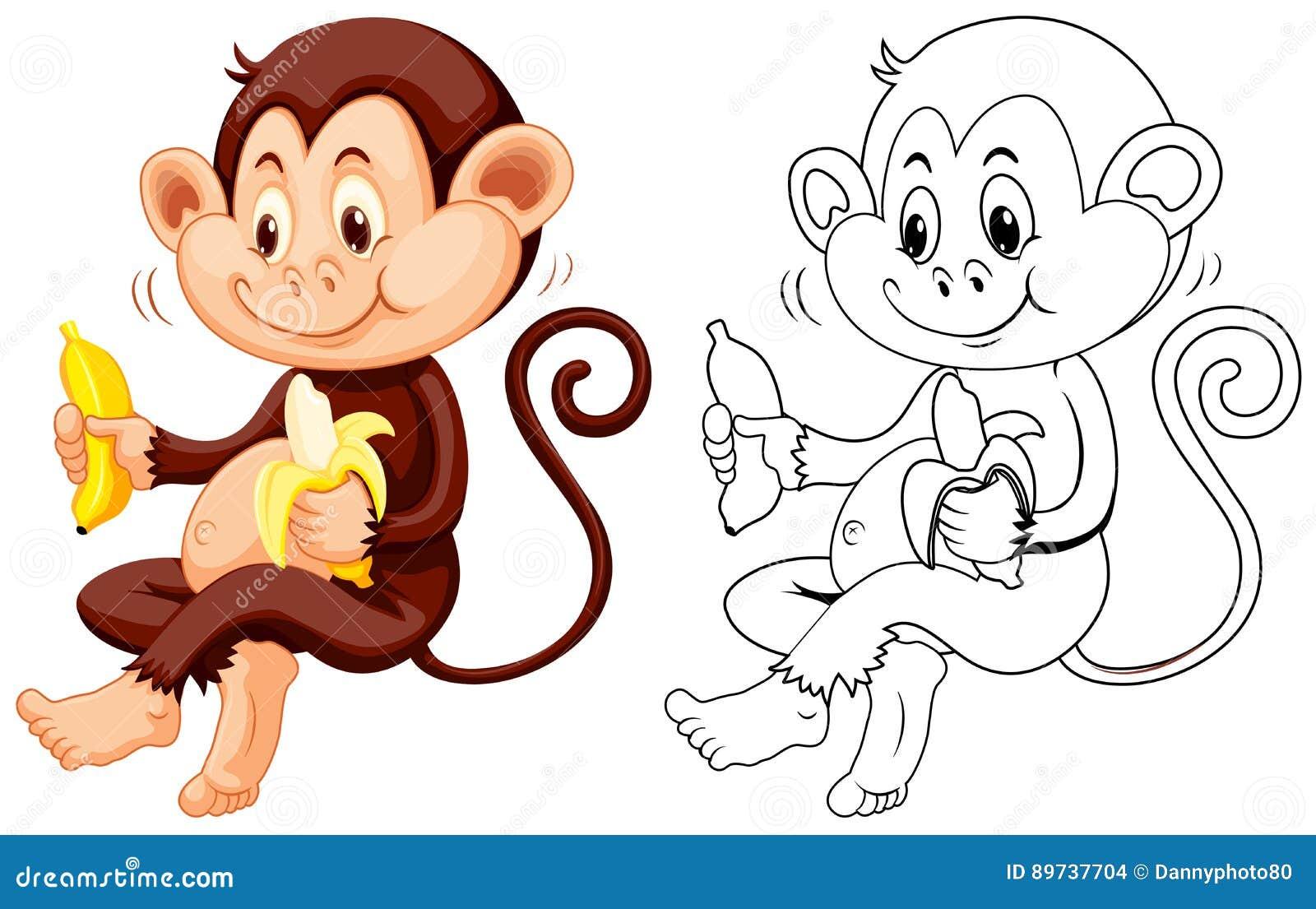Beste Hängenden Affen Vorlage Zeitgenössisch - Entry Level Resume ...