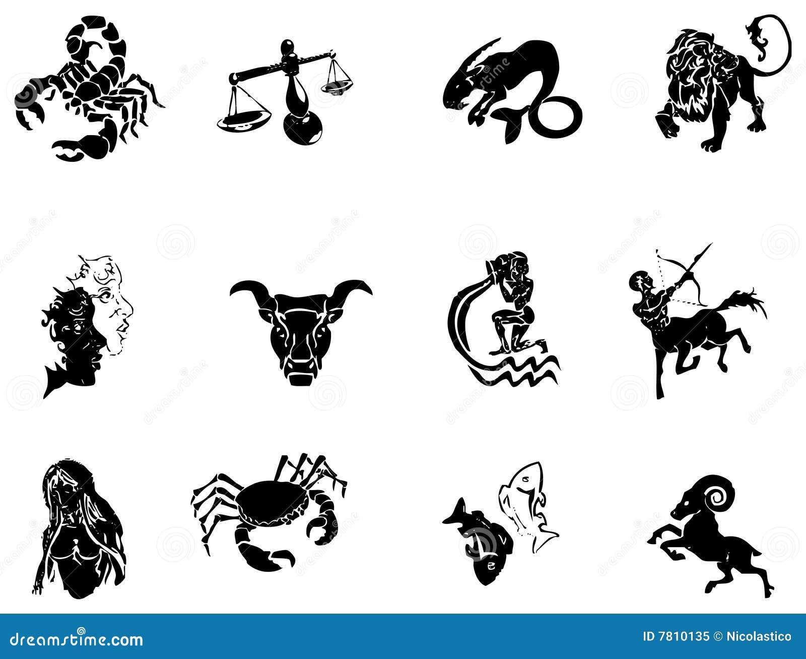 Tierkreis-Zeichen