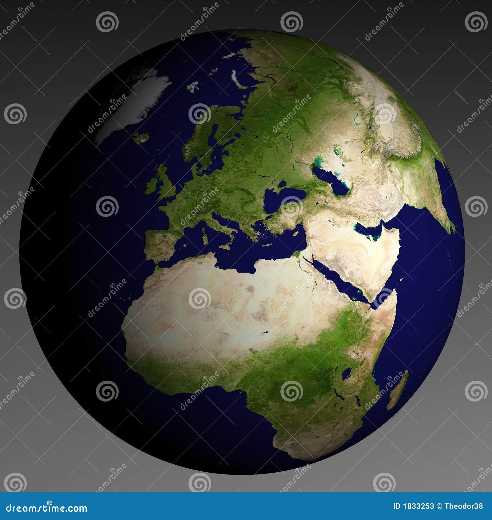 Tierra 3d