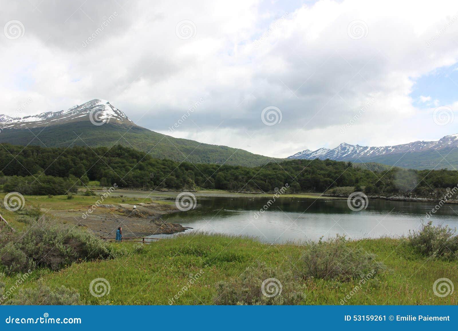 Tierra Del Fuego - paisagem