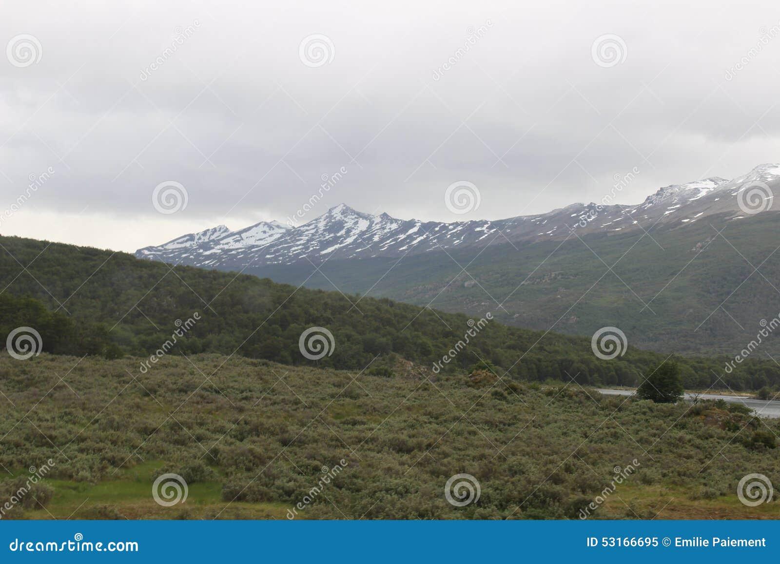 Tierra Del Fuego - paysage