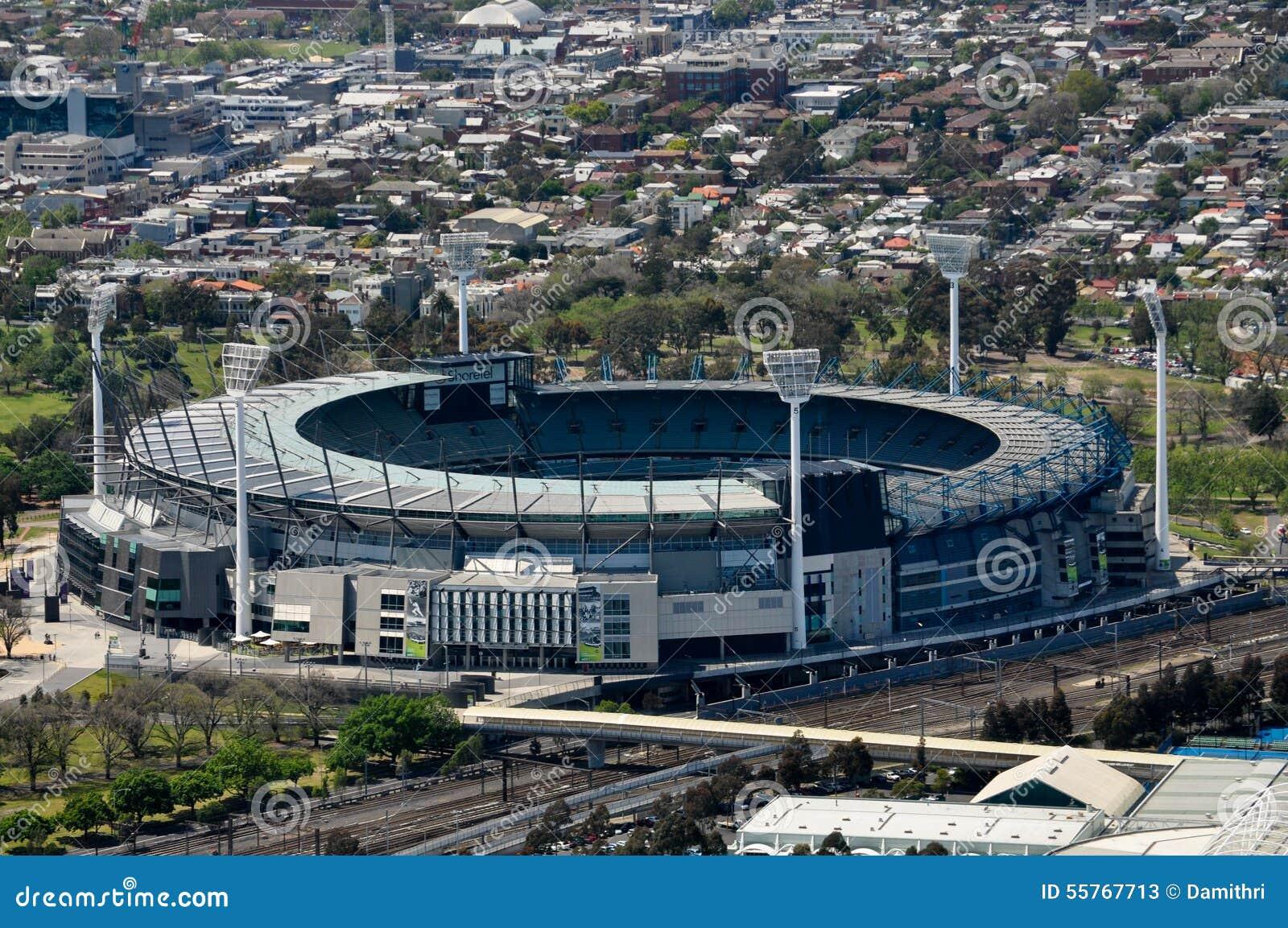 Tierra del grillo de Melbourne