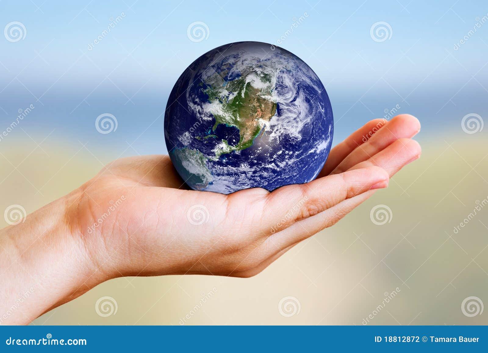 Tierra a disposición