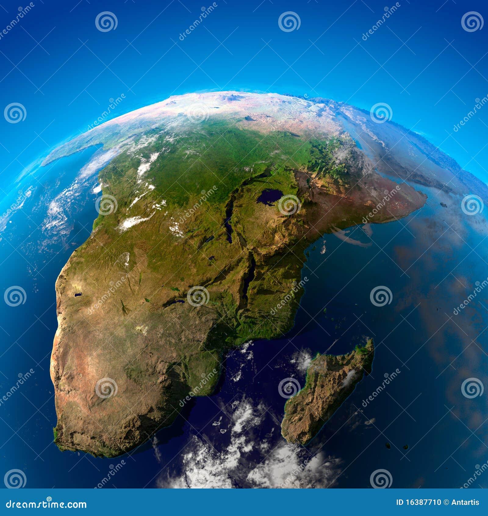 Tierra hermosa - Suráfrica