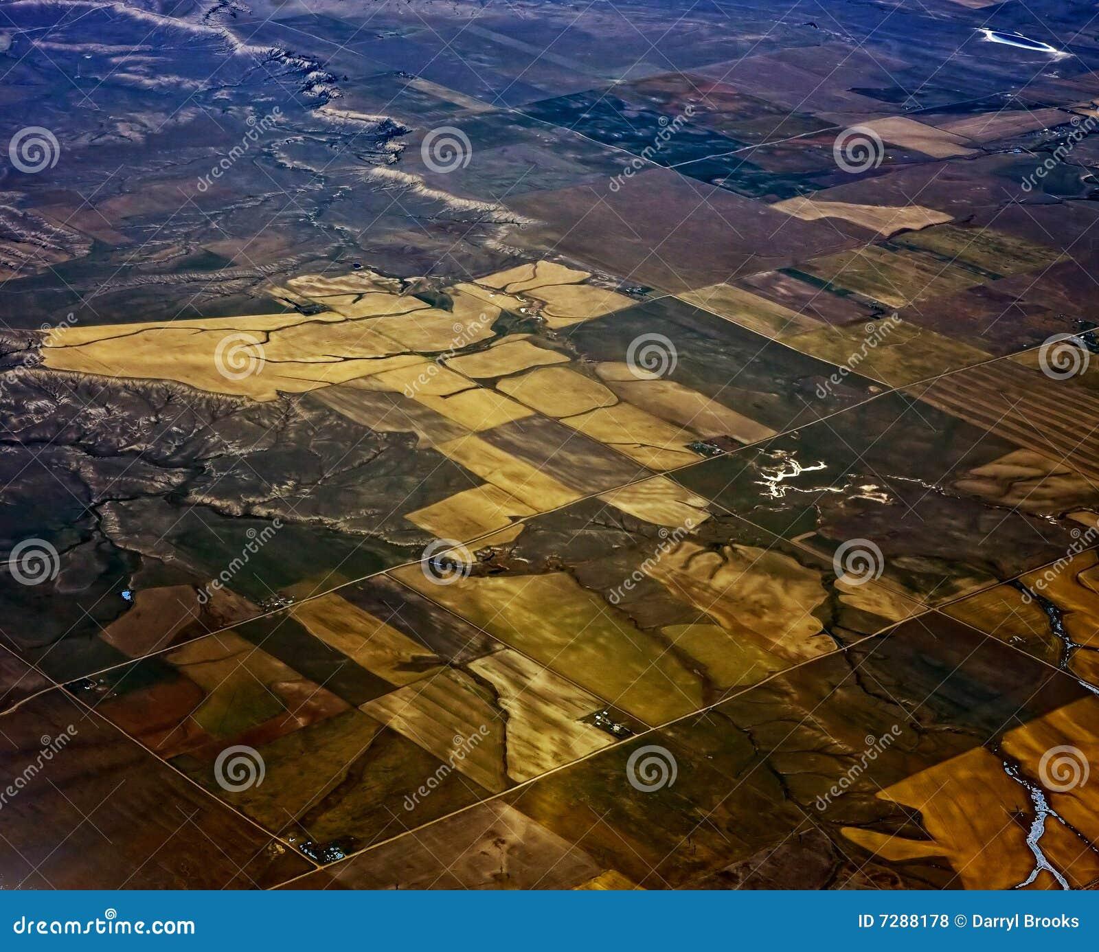 Tierras de labrantío de arriba
