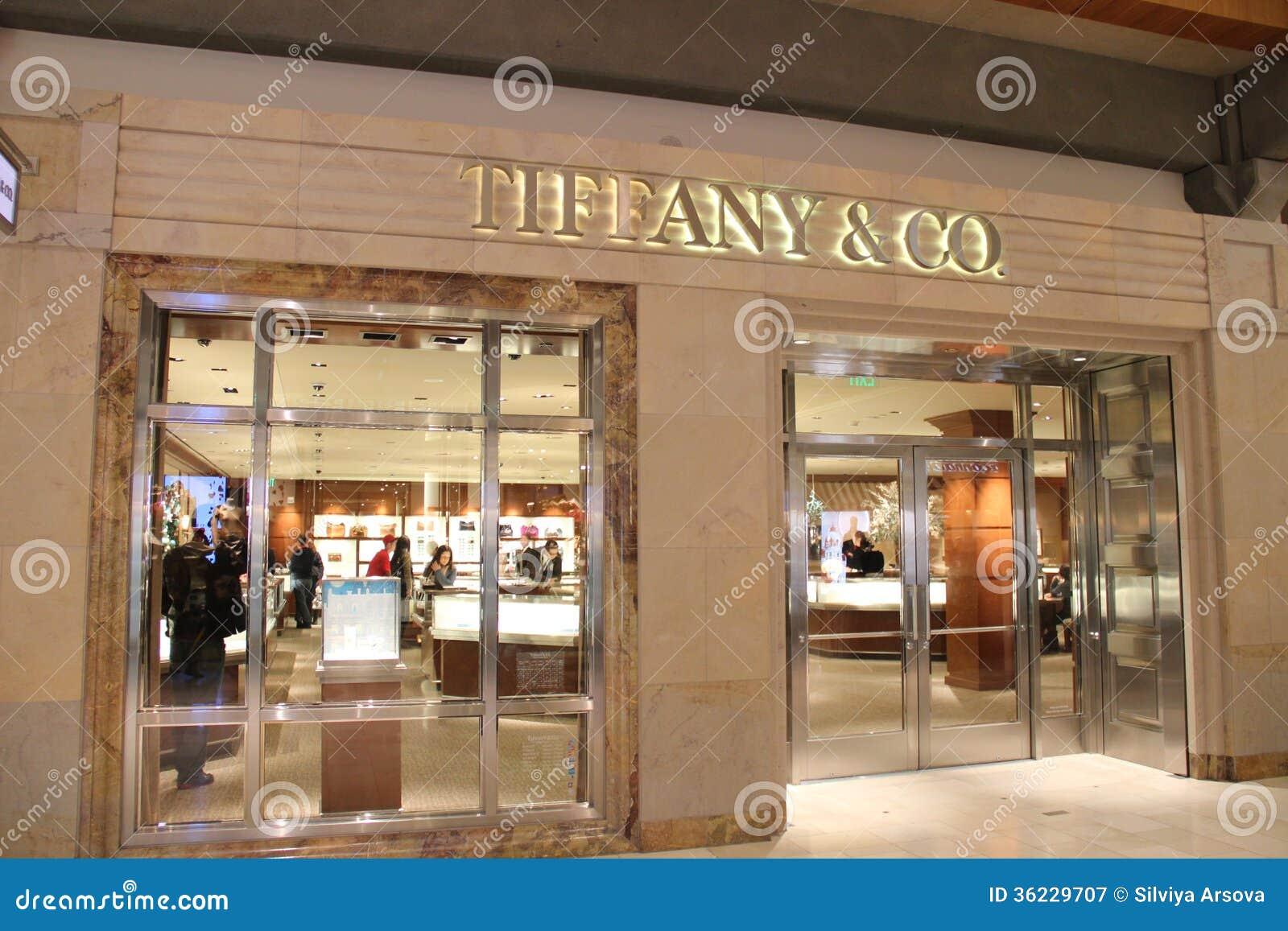 Tiffany & Co Editorial Photography