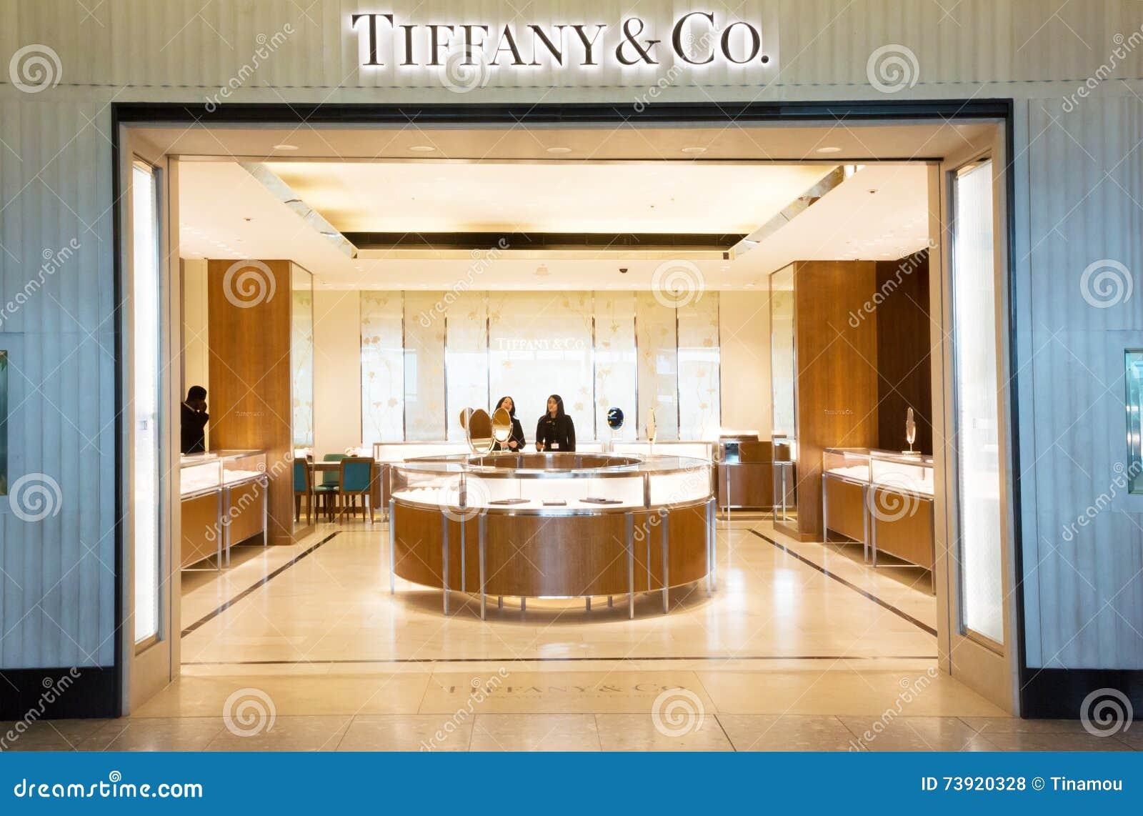 8c8b49430de8 Tiffany   Co. Store In Heathrow Airport