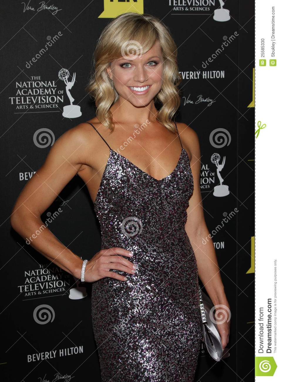 Tiffany Coyne At The 39th Annual Daytime Emmy Awards ...