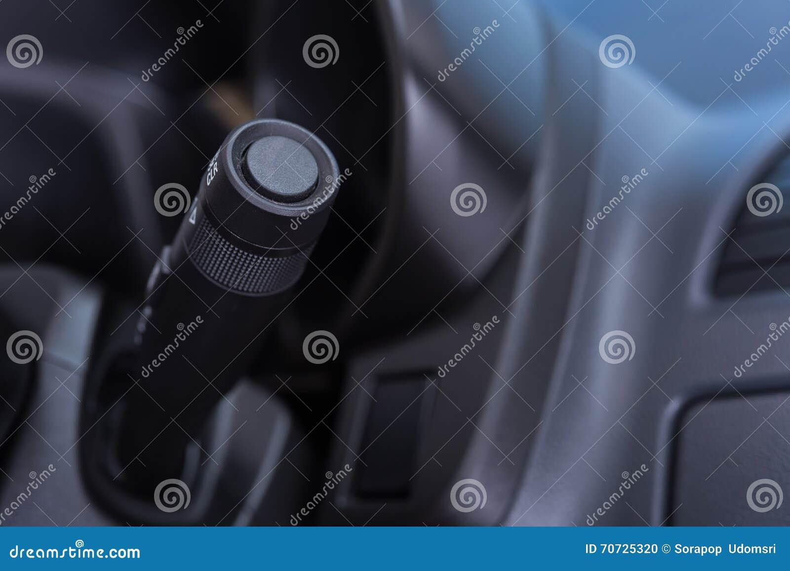 Tige intérieure de contrôle d essuie-glace de voiture