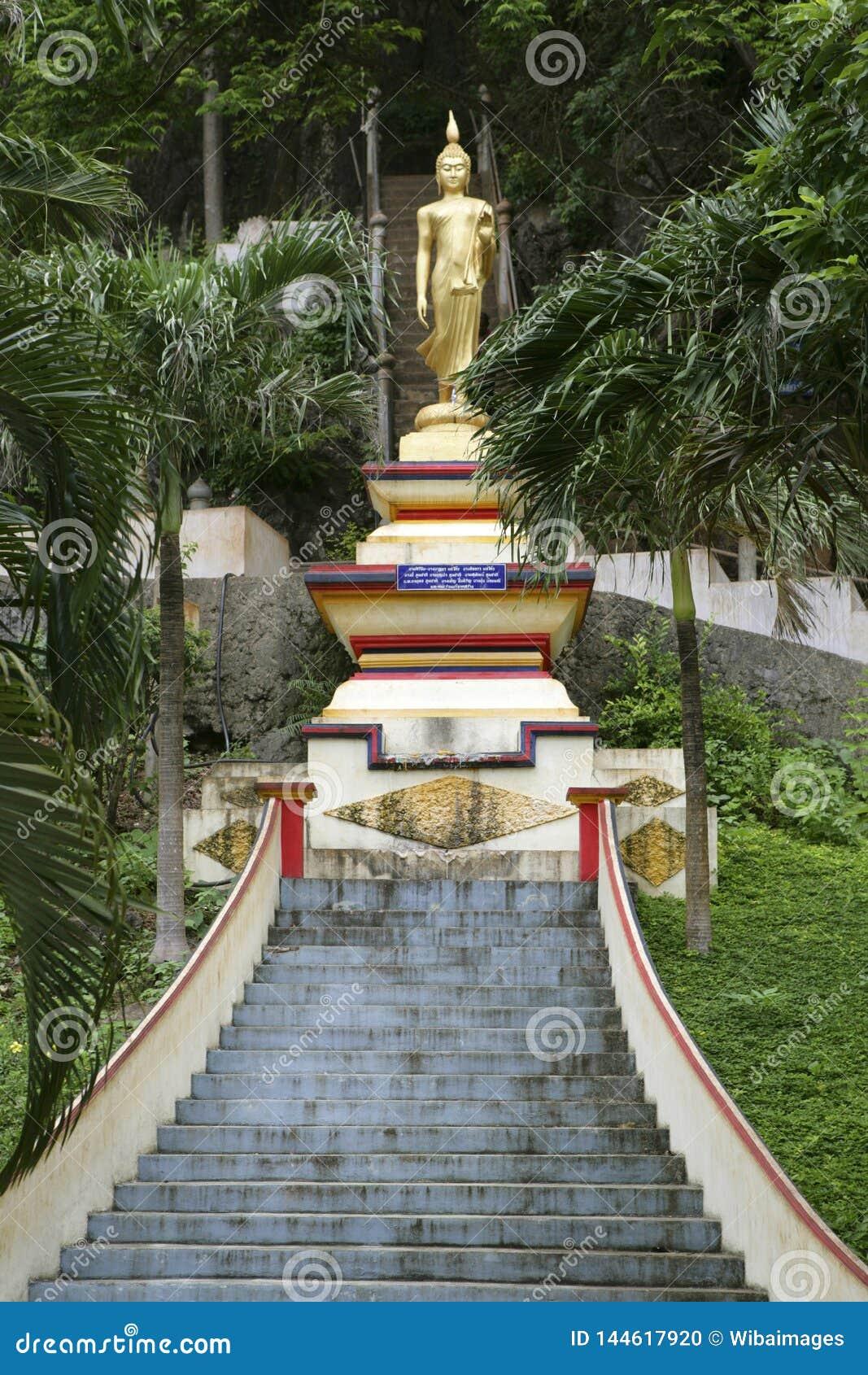Tiger Cave Temple, Krabi, Tha?lande