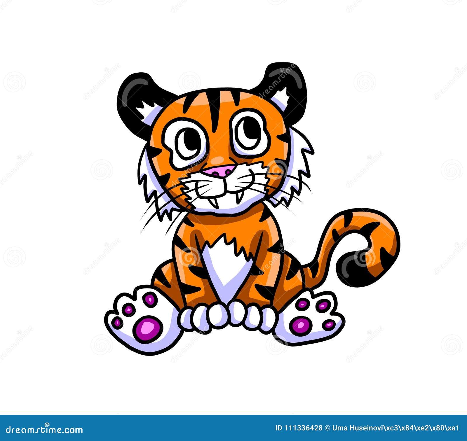 Tiger Cub adorable