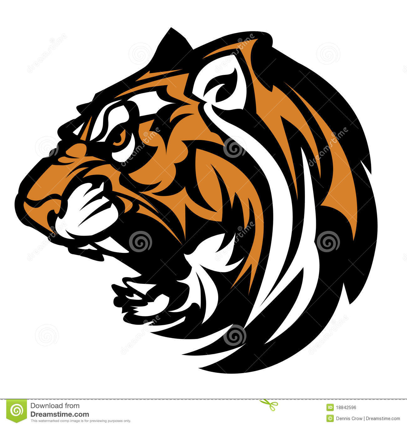 Tiger Vector Logo | www.pixshark.com - Images Galleries ...