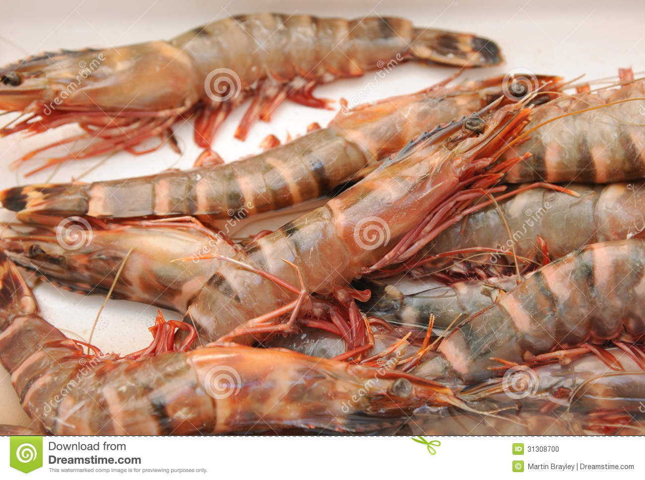how to cook giant tiger prawns