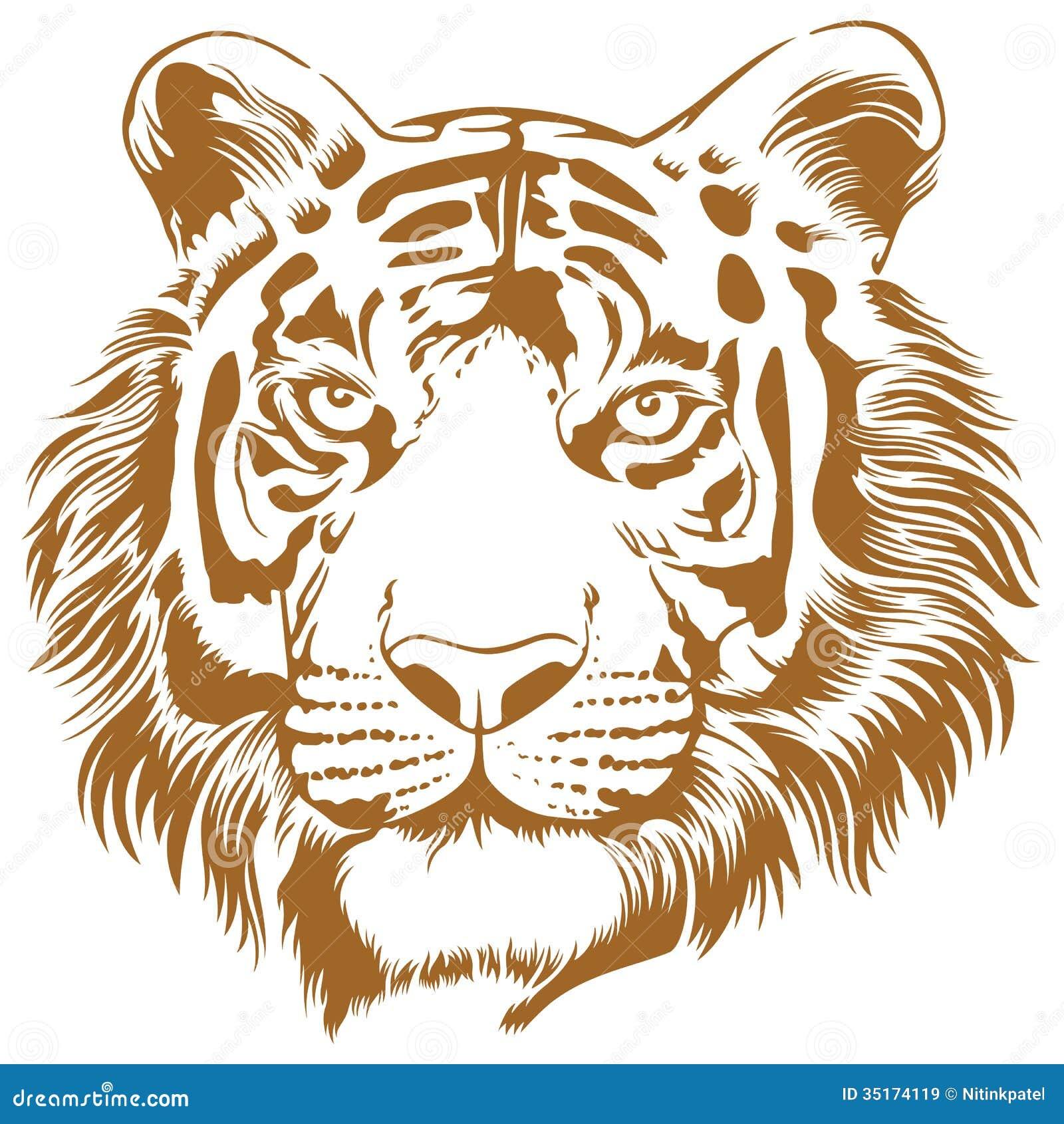 Rasta lion head stencil - photo#16