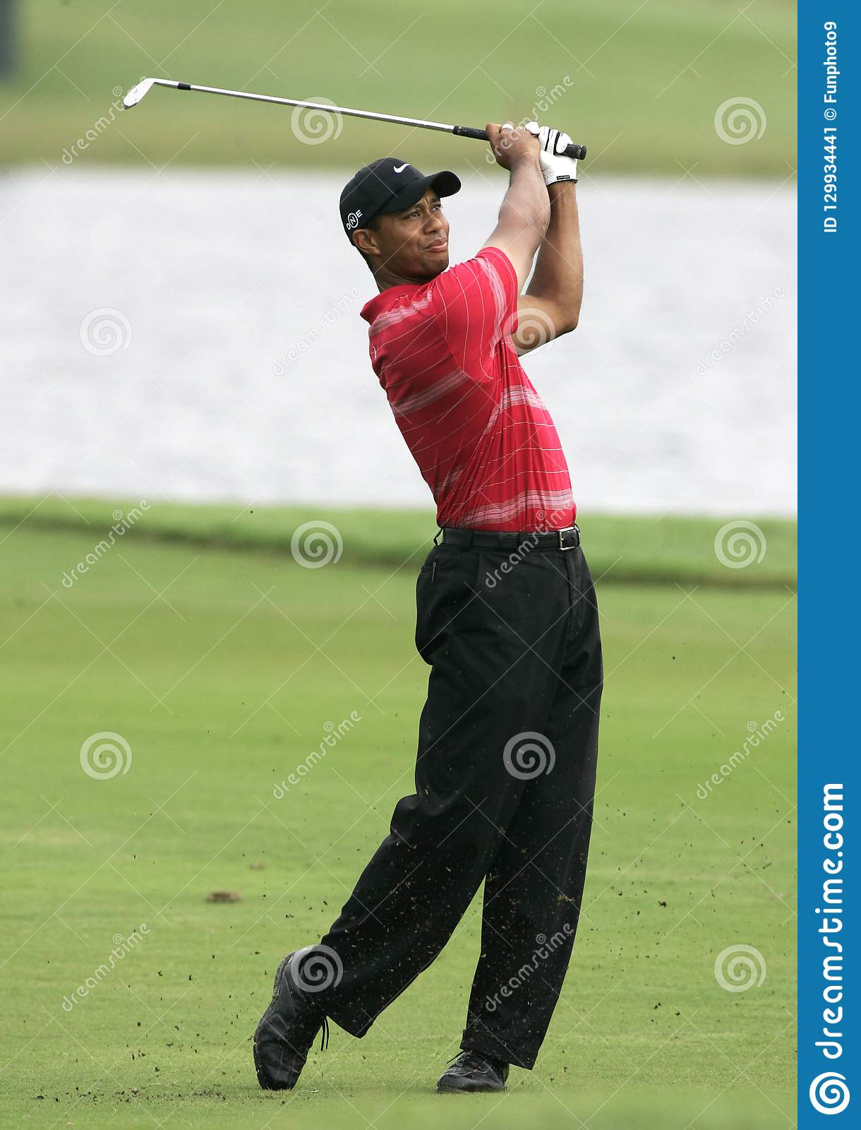 Tiger Woods bei Doral in Miami