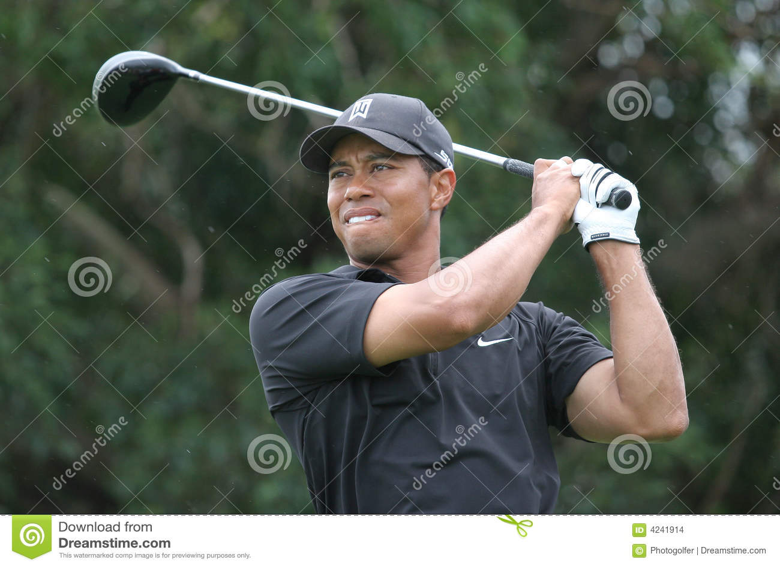 Tiger Woods Doral 2007