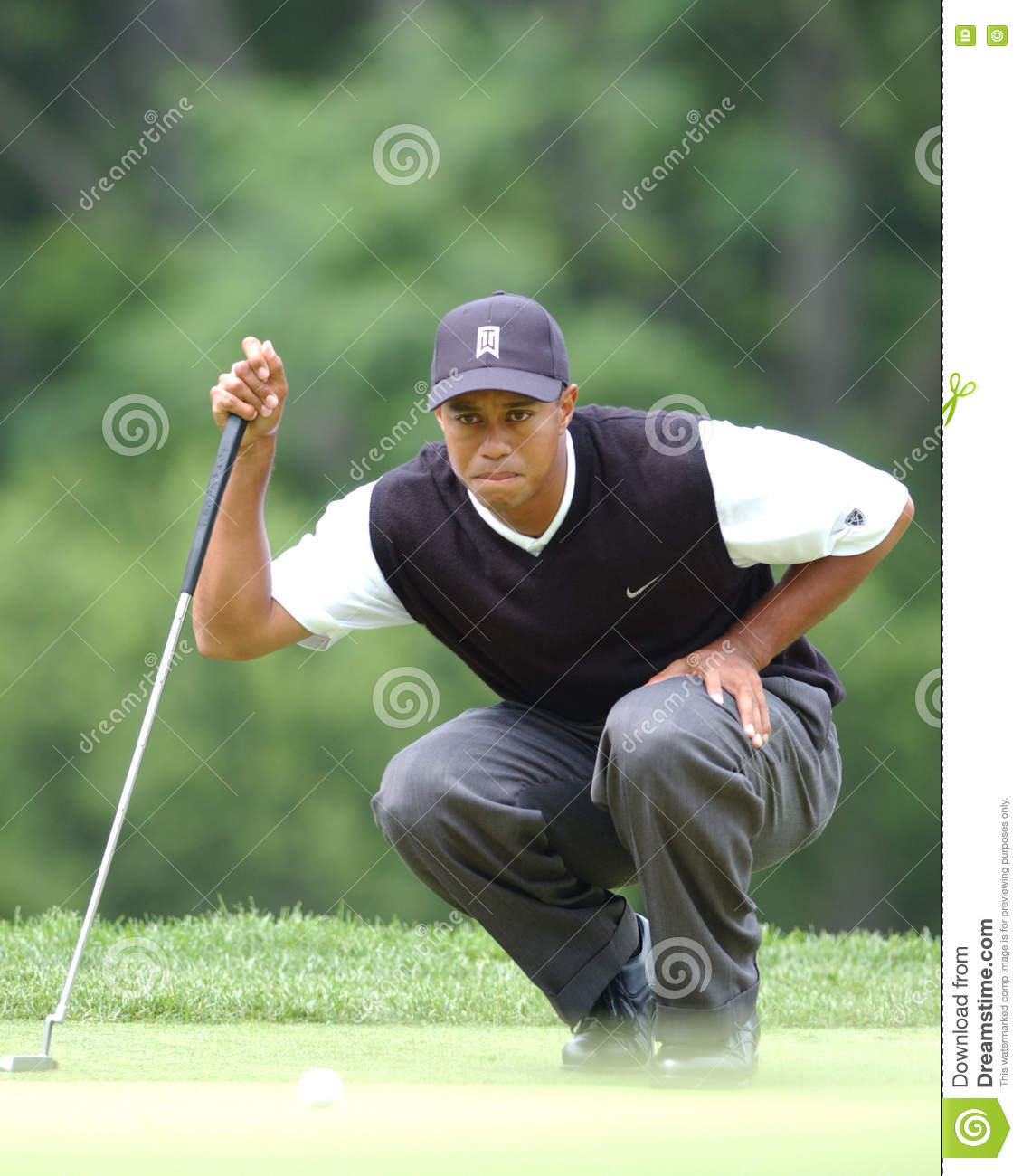 642af9f7a Tiger Woods editorial image. Image of champion, sports - 81298480