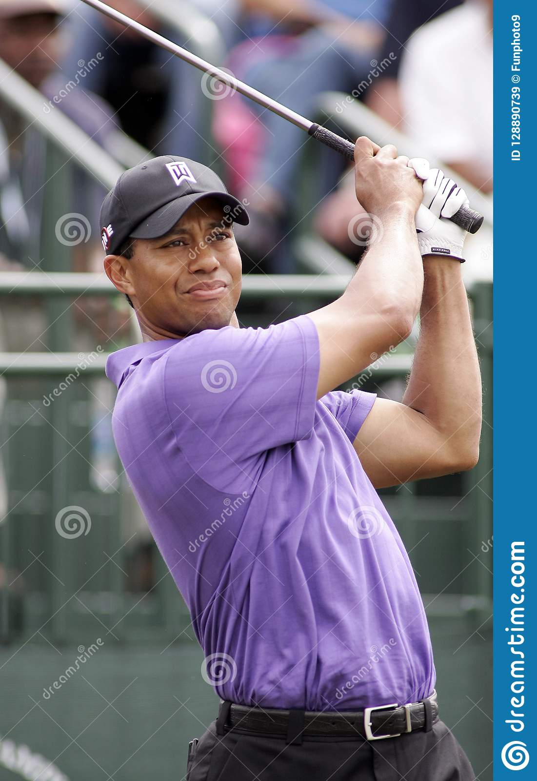 Tiger Woods przy Doral w Miami