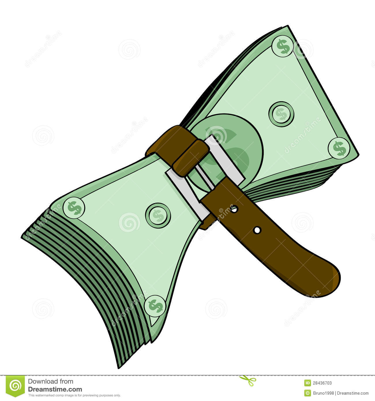 tight money stock vector image of paper  squish  debt english bill of rights clipart english bill of rights clipart