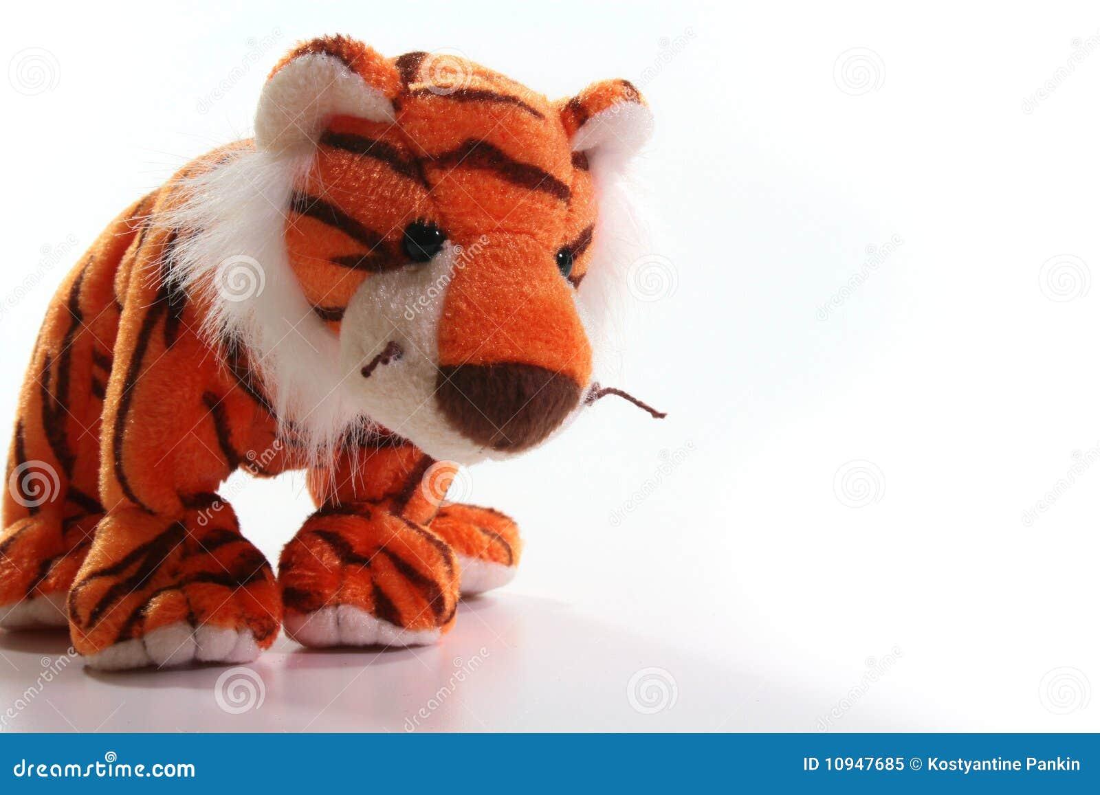 Tigre do brinquedo