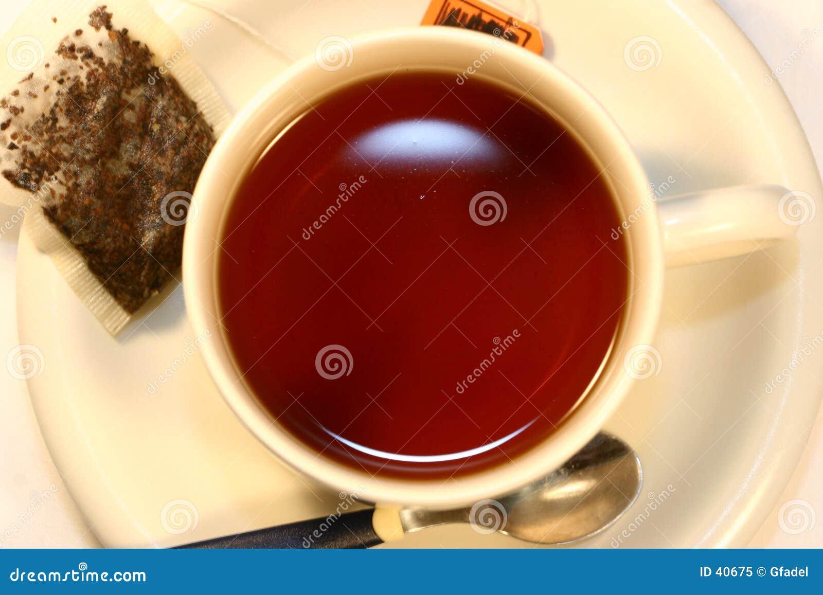 Tijd I van de thee