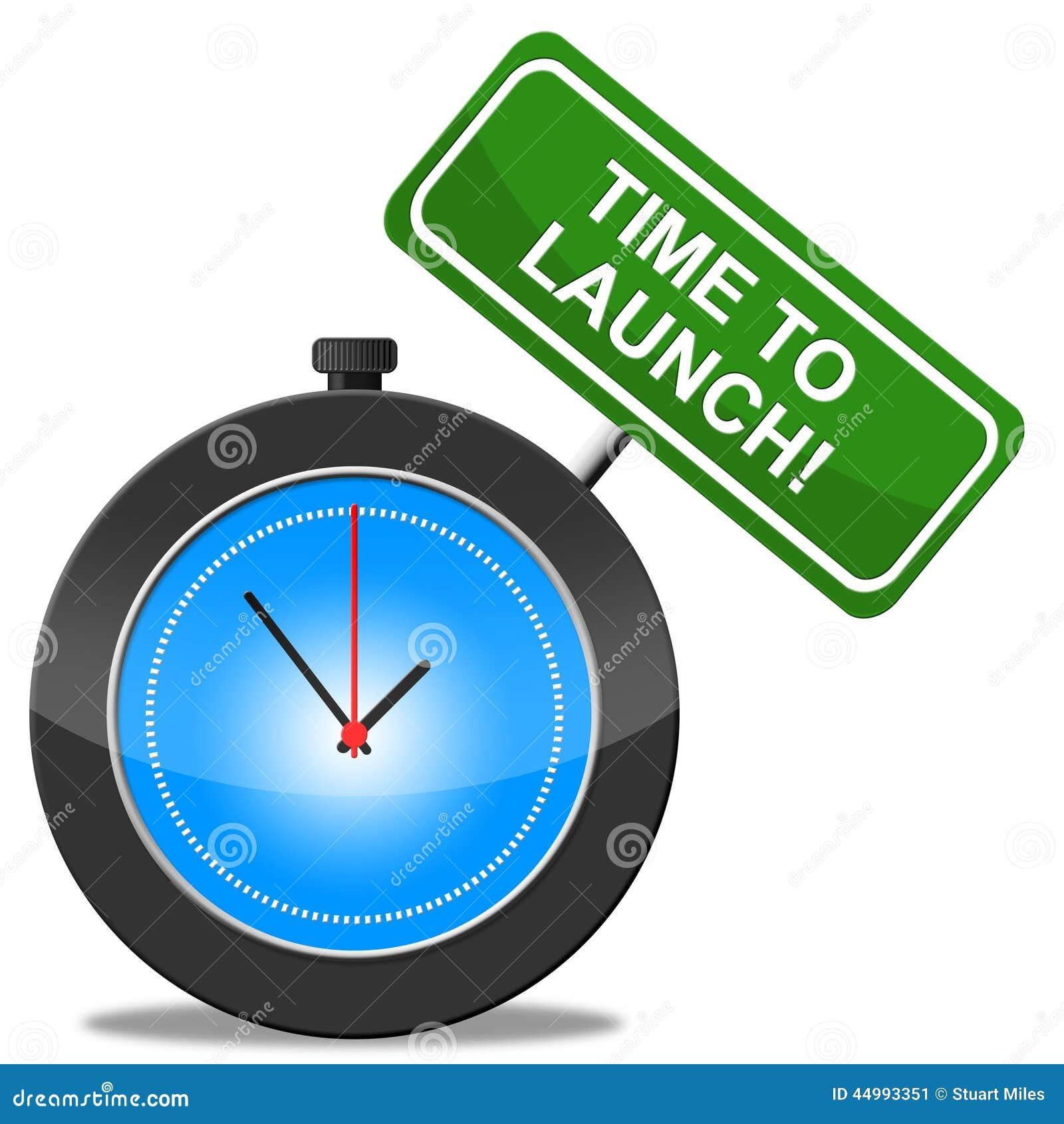 Tijd om Middelen Direct Begin en Begin te lanceren
