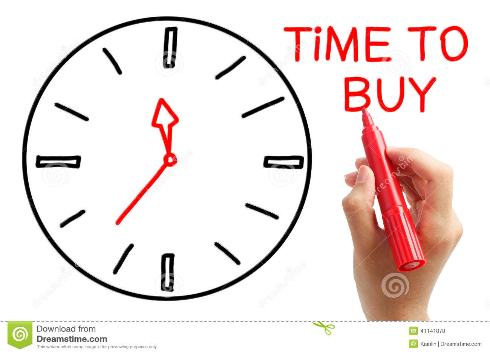 Tijd te kopen