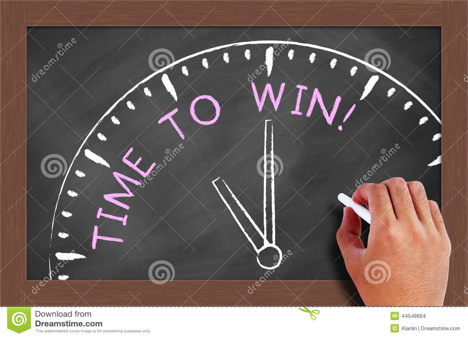 Tijd te winnen