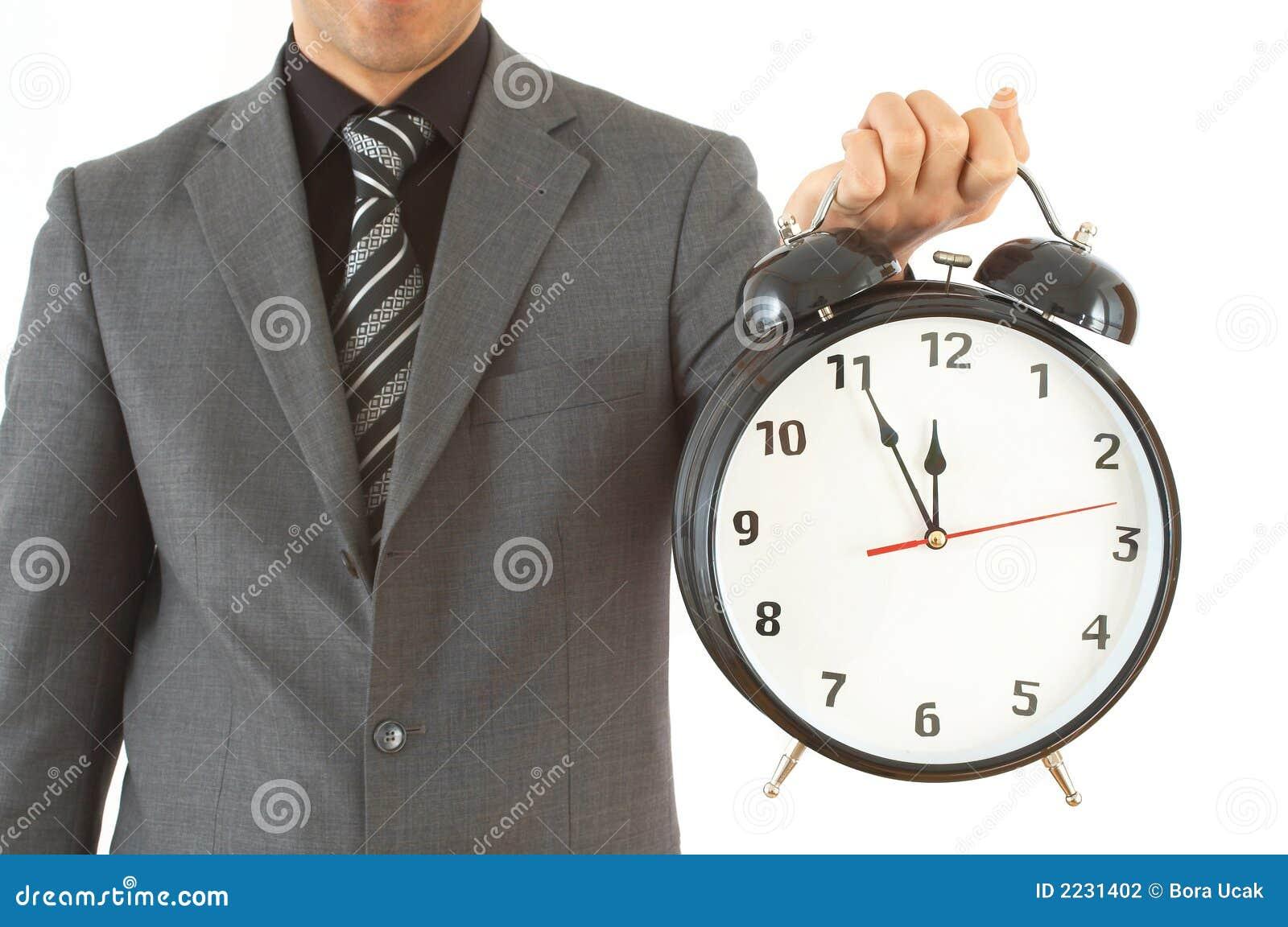 Tijd voor zaken