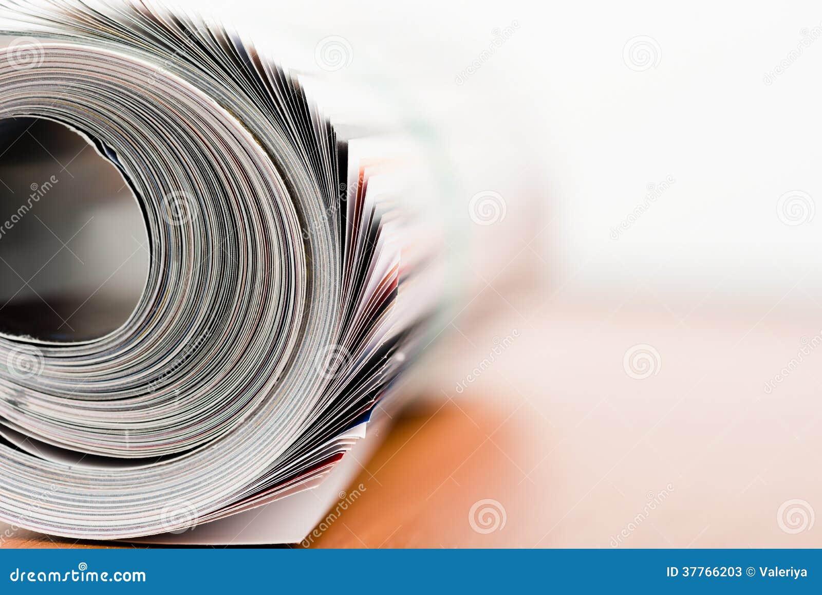 Tijdschriftbroodje