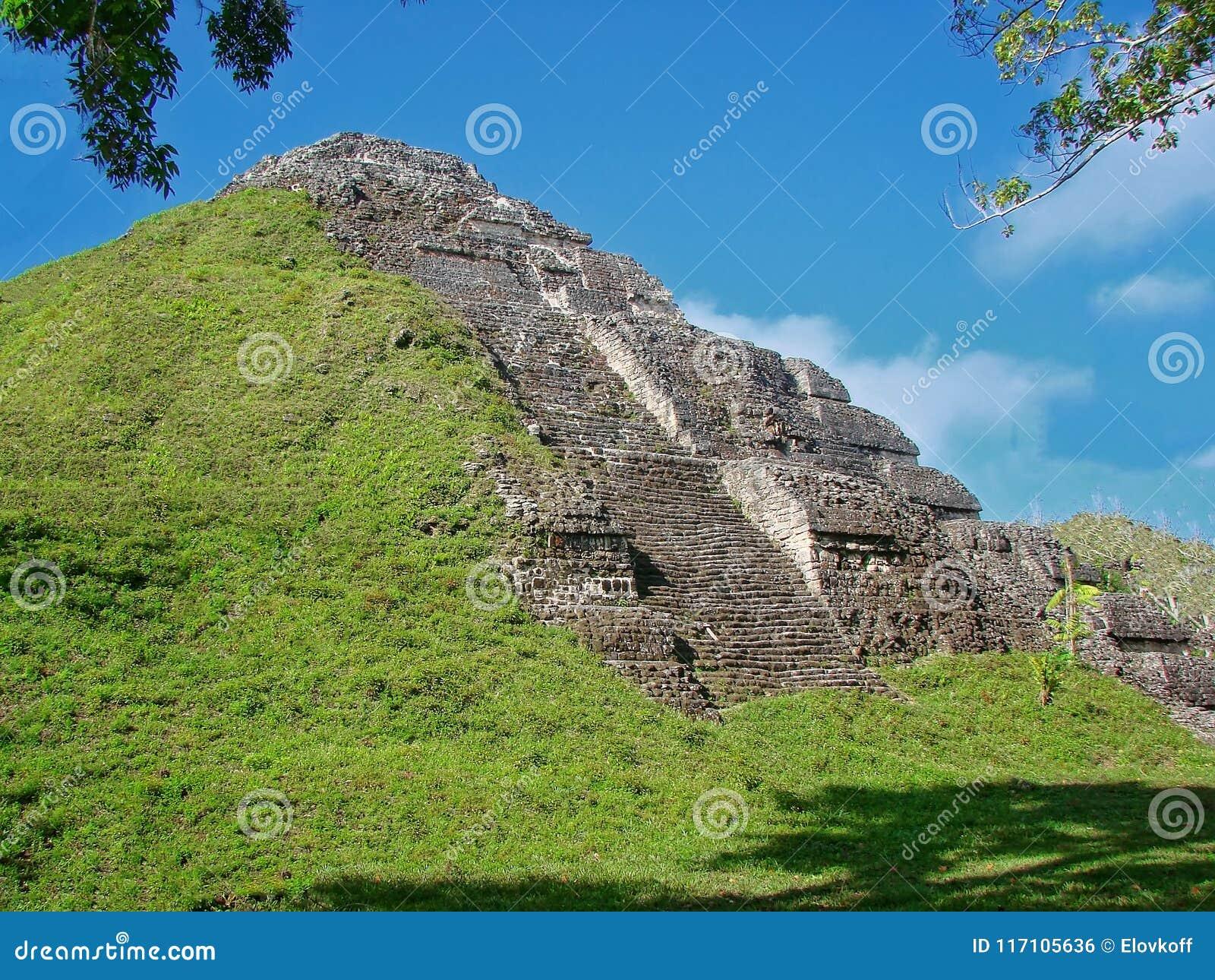 Tikal Pyramids, Guatemala