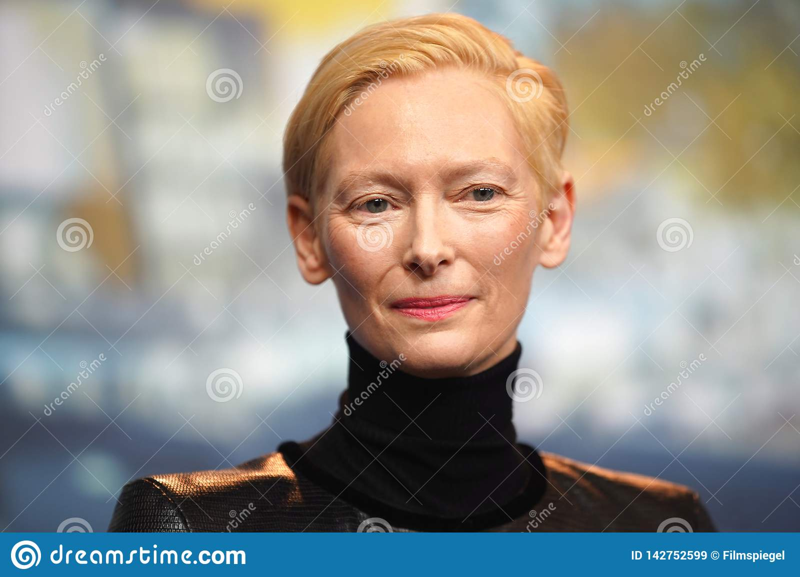 Tilda Swinton attends the `The Souvenir
