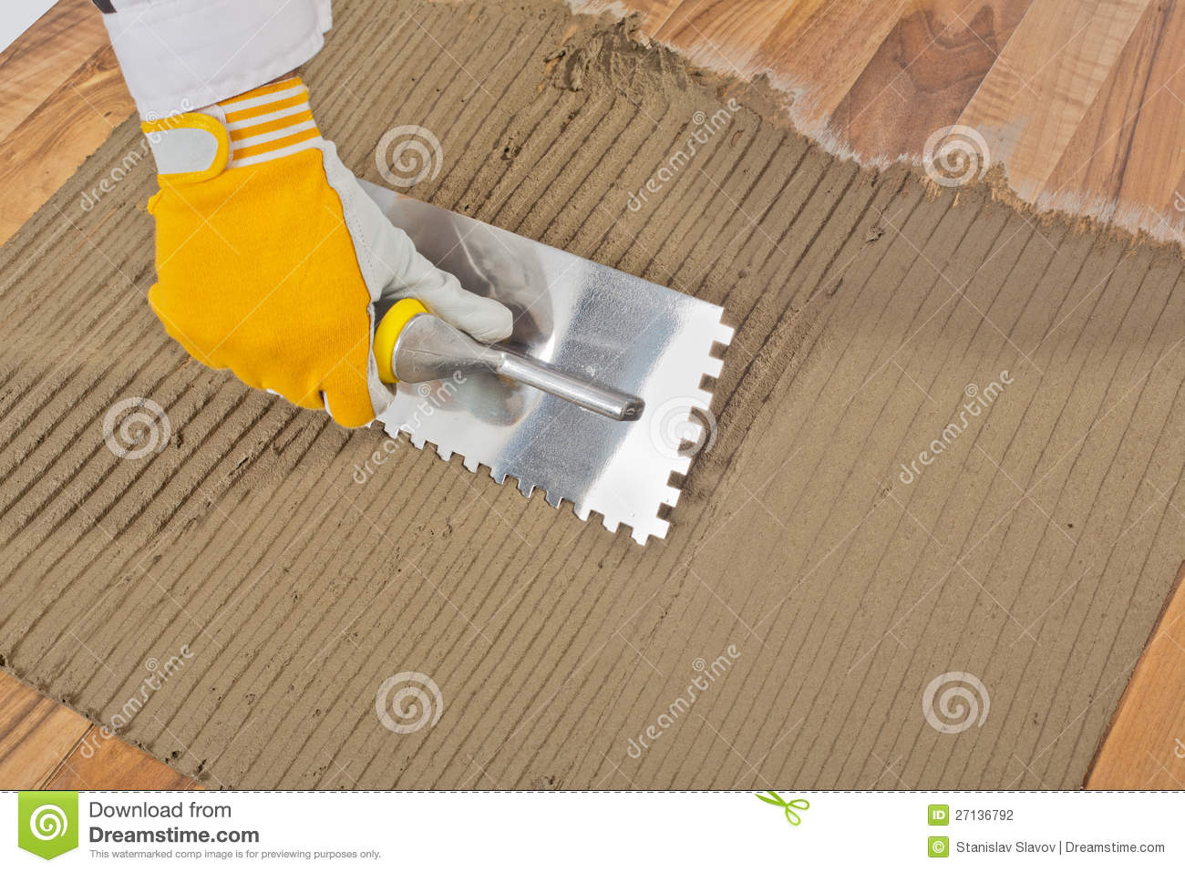 Tile adhesive notched trowel stock photography image 27136792 royalty free stock photo download tile adhesive notched trowel dailygadgetfo Gallery