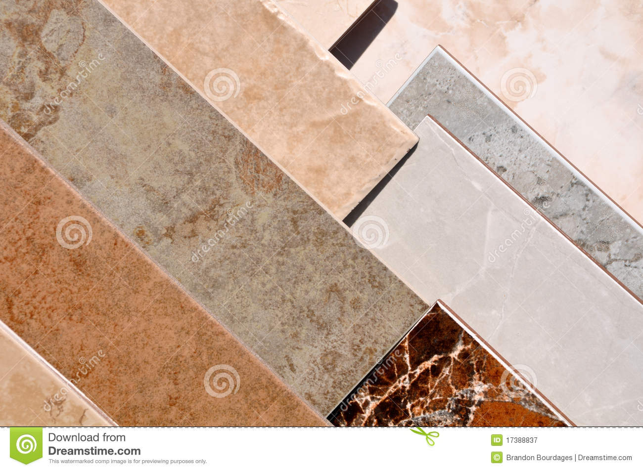 Tile Floor Sample Royalty Free Stock Photography Image 17388837