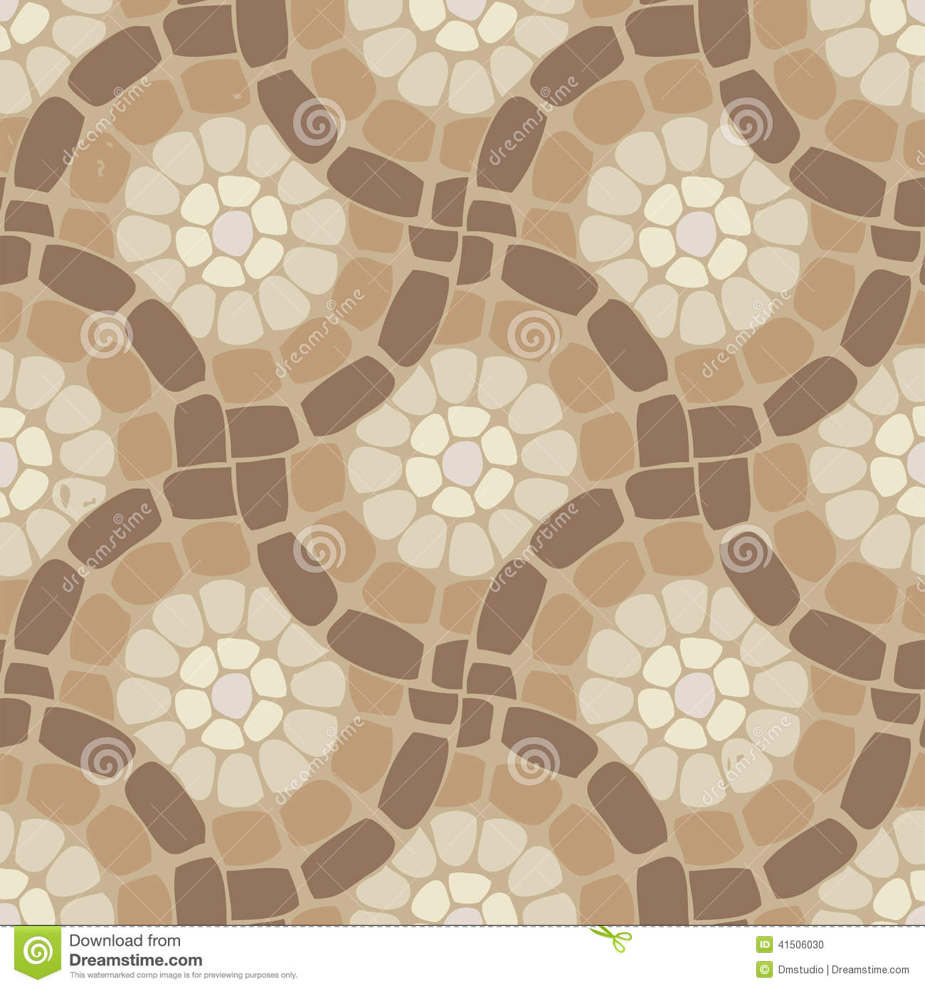 Vector tile mosaic floor stone pattern stock vector image 41506030 royalty free vector download vector tile mosaic floor dailygadgetfo Choice Image