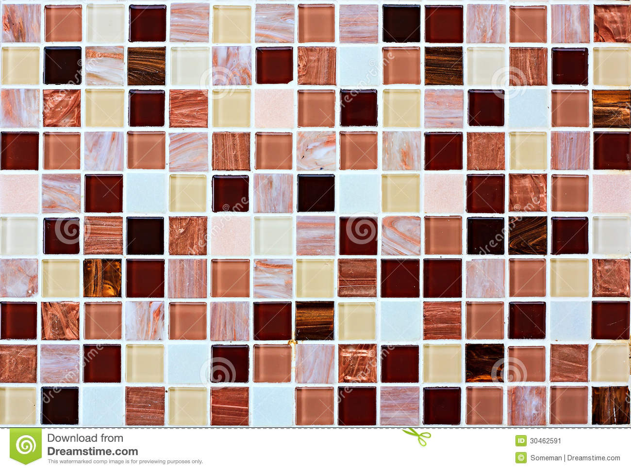 Tile mosaic tile background