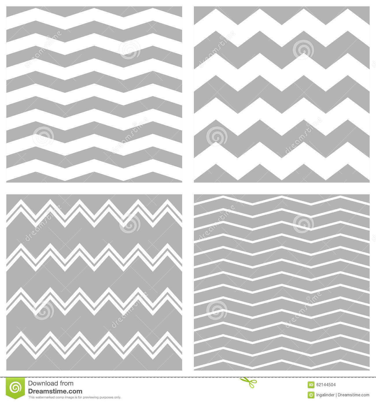 tile vector chevron pattern set with white and grey zig zag background stock vector. Black Bedroom Furniture Sets. Home Design Ideas