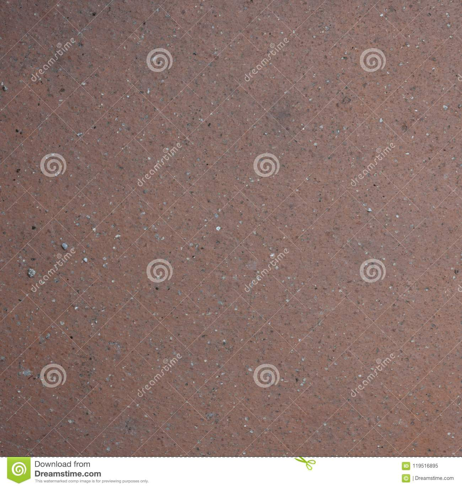 Tileable Seamless Texture Italian Terracotta Tile Stock Image