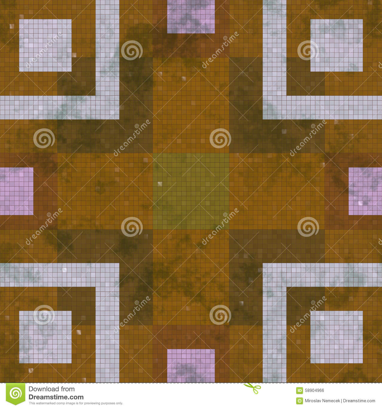 generated seamless tile background - photo #11