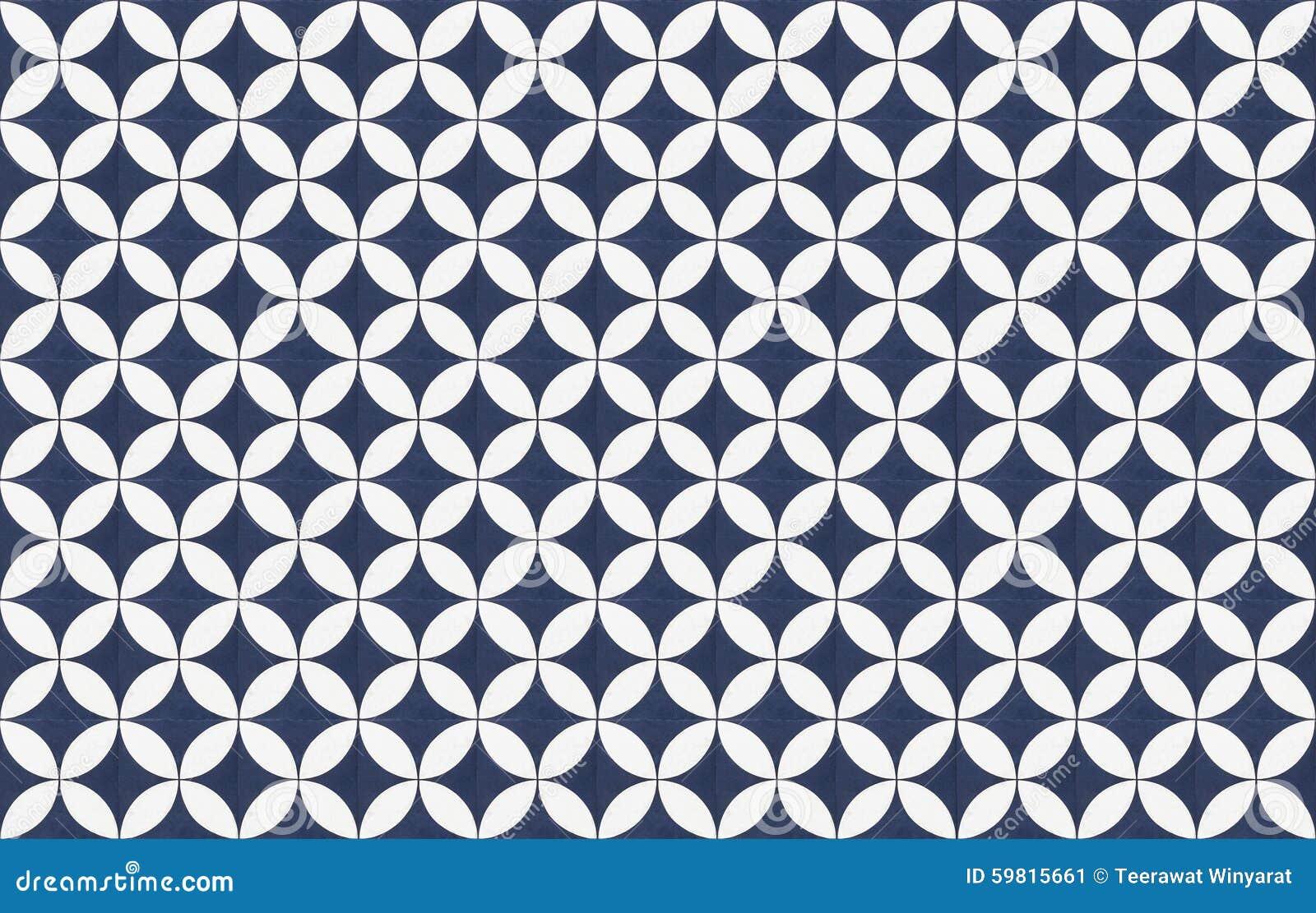 Tiles pattern design geometric mosaic