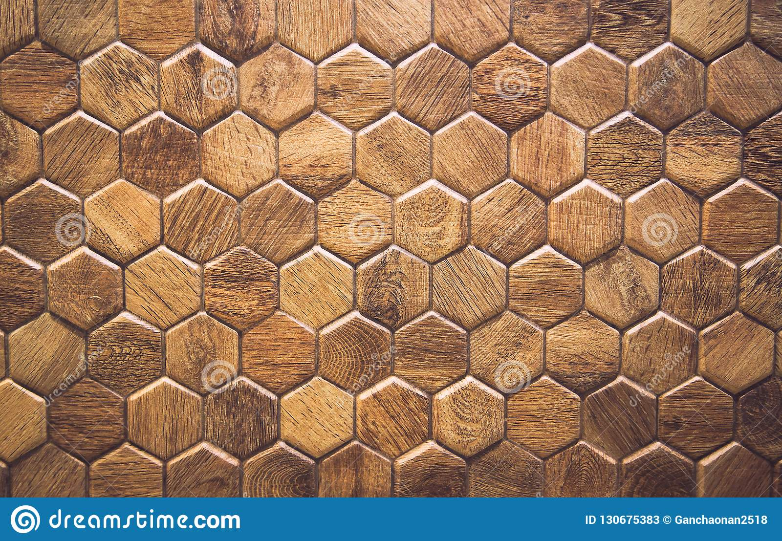 Tiles Texture With Elements Material Wood Oak Stock