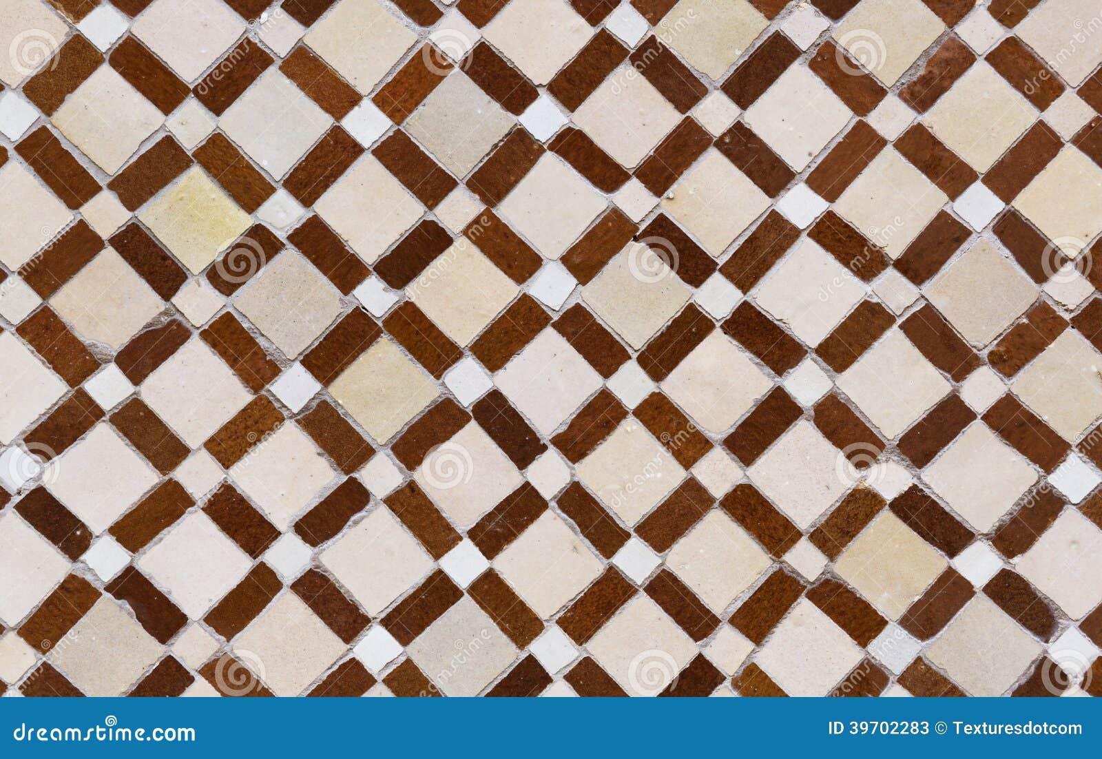 Tilework di zellige del marocchino immagine stock immagine di