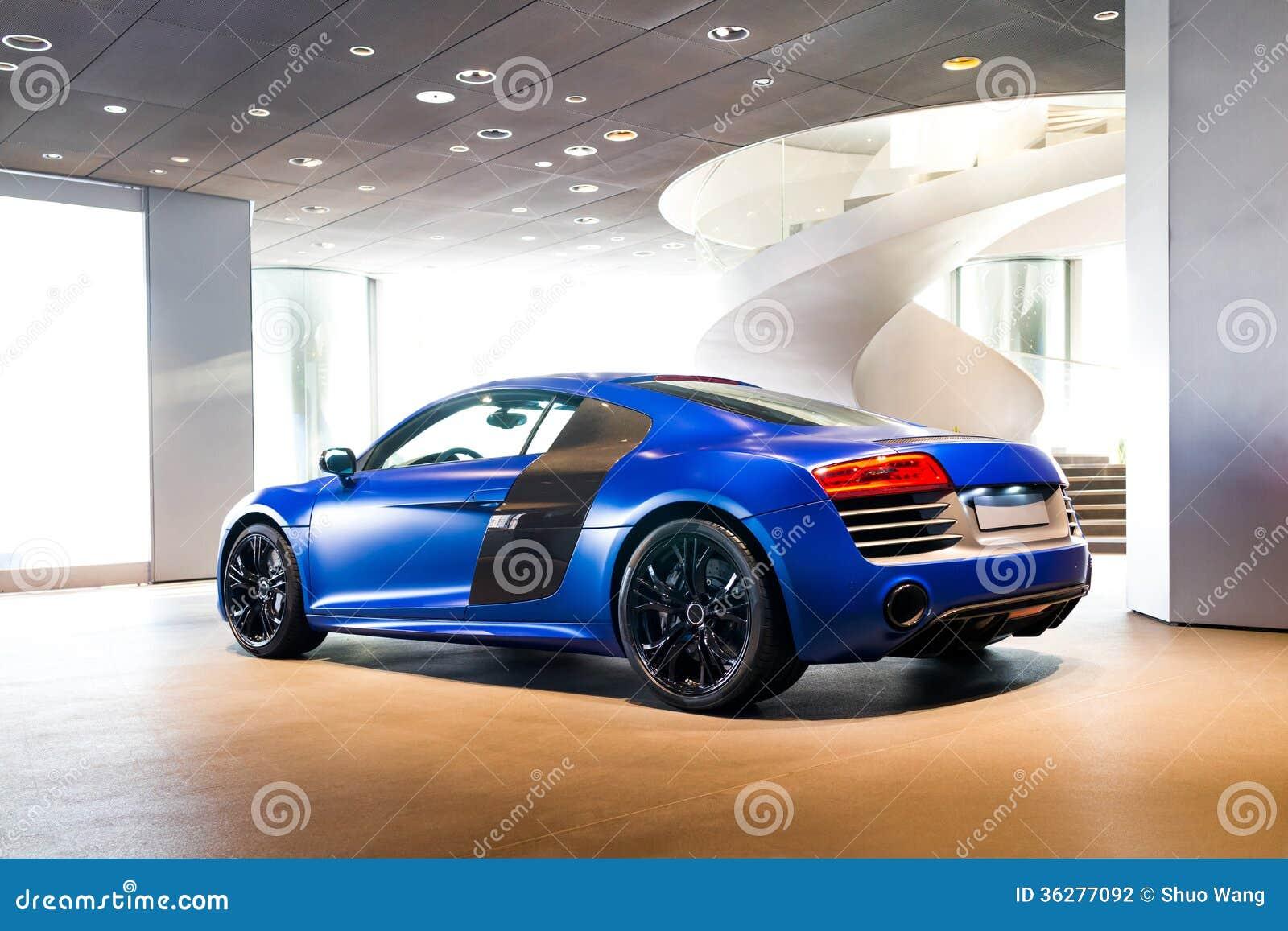 Till salu sportbil