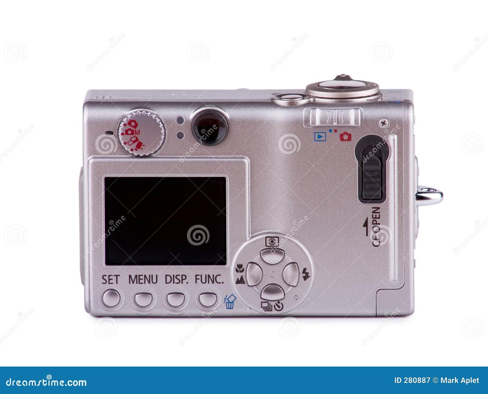 Tillbaka kamera